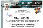 FRAmMEN: Corso gratuito di Marketing